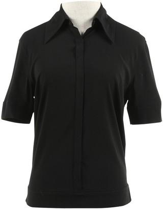 CNC Costume National Black Viscose Tops