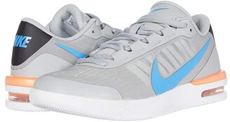 Nike NikeCourt Air Max Vapor Wing MS (Light Smoke Grey/Blue Hero/Off Noir) Men's Tennis Shoes