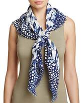 Fraas Multi Animal Square Scarf