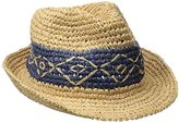 Roxy Juniors' Witching Panama Hat