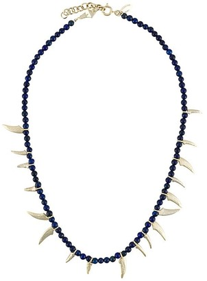 Iosselliani Be Nomad lapis necklace