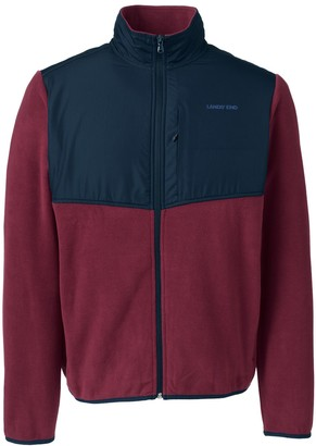 Lands' End Big & Tall Tall T200 Fleece Jacket