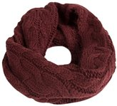 Appaman Cable Knit Infinity Scarf (Kid) - Port Royale - One Size