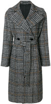 Tagliatore Petra double breasted coat