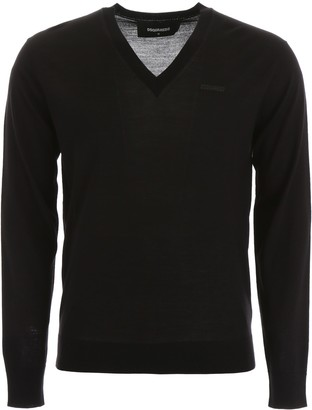 DSQUARED2 V-neck Pullover