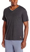 Tommy Bahama Men's Heather Cotton Modal Jersey Tee