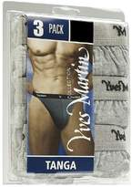COLLECTION YVES MARTIN | Men's Briefs - TANGA / 3 Pack (280/3)