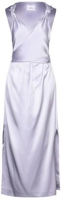 Nanushka 3/4 length dresses