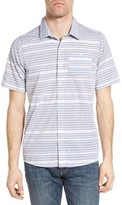 Travis Mathew Men's Cana Slim Fit Sport Shirt