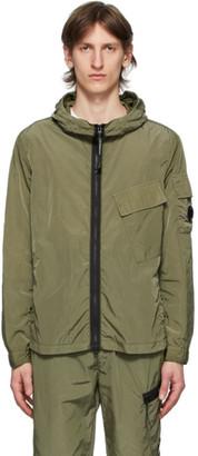 C.P. Company Green Lens Overshirt Jacket