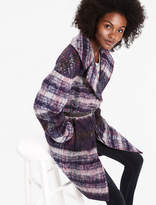 Lucky Brand Plaid Coat