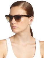 Ray-Ban Large Round Clubmaster Sunglasses
