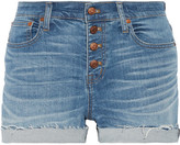 Madewell Denim Shorts - Mid denim