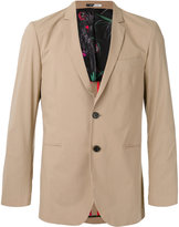 Paul Smith two button blazer - men - Cotton/Viscose - 48