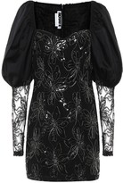 Rotate by Birger Christensen Sequined minidress