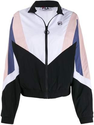 Fila logo shell track jacket