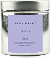 Freesia Walled Garden Candle in Tin