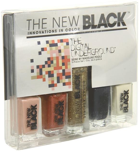 The New Black - The Digital Underground - Madeline Poole (Seine) - Beauty