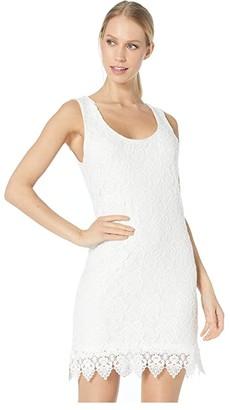 BB Dakota Grow with It Dress (Off-White) Women's Dress