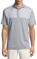 Peter Millar Oberline Engineered Stripe Polo Shirt