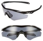 Oakley Women's M2(TM) Frame Xl Sunglasses - Black/ Grey
