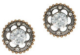 Jenny Packham Round Stud Earrings