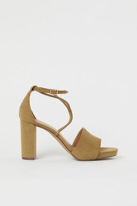 H&M Strappy sandals