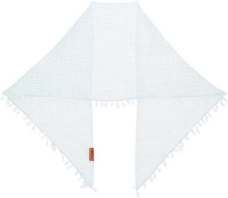 Missoni Crochet-trimmed Open-knit Wrap