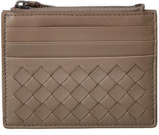 Bottega Veneta Bottega Venetta Intrecciato Leather Card Case