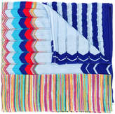 Missoni Sciarpa zig zag scarf