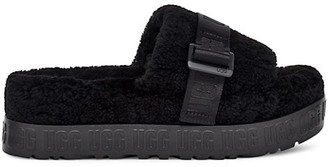 UGG Fluffita Dyed Sheepskin Sandals
