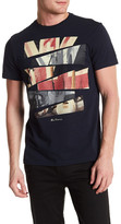 Ben Sherman Broken Union Jack Tee