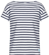 Orcival Breton-striped cotton T-shirt