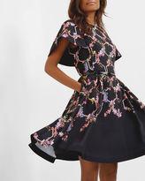 Ted Baker Lost Gardens Aline dress