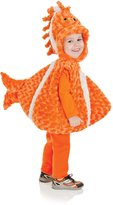 Underwraps Baby's Big Mouth Clown Fish Belly-Babies, /White, Large
