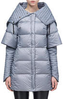 "Snowman New York Multi-Wear Down Coat ""Surreal"""