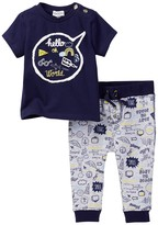 Absorba Graphic Pant Set (Baby Boys)