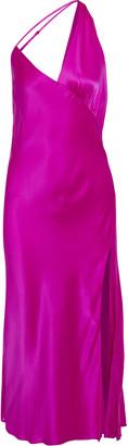 Mason by Michelle Mason Cutout Silk-charmeuse Midi Dress