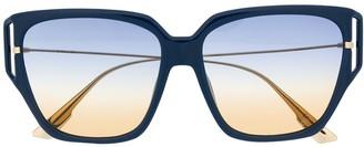Christian Dior DiorDirection3F square-frame sunglasses