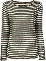Luisa Cerano striped T-shirt