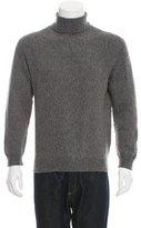 Ermenegildo Zegna Rib Knit Turtleneck Sweater