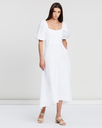 Bec & Bridge Evelyn Midi Dress