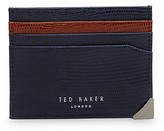 Ted Baker Card Case With Corner Detail