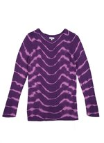 Splendid Girl Tie Dye Tunic Sweater