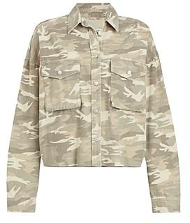 AllSaints Sol Camo Jacket