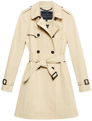 Jack Wills Ambrose Trench Coat
