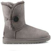 Sole Society Bailey Button II Buttoned Suede Boot