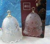 Mikasa crystal bell