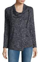 Jones New York Half-Zip Sweater