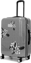 "Badgley Mischka Essence 24'"" Hard Spinner Suitcase"